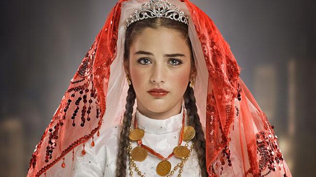 Невеста турецкий