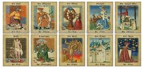 tarot falı kartları