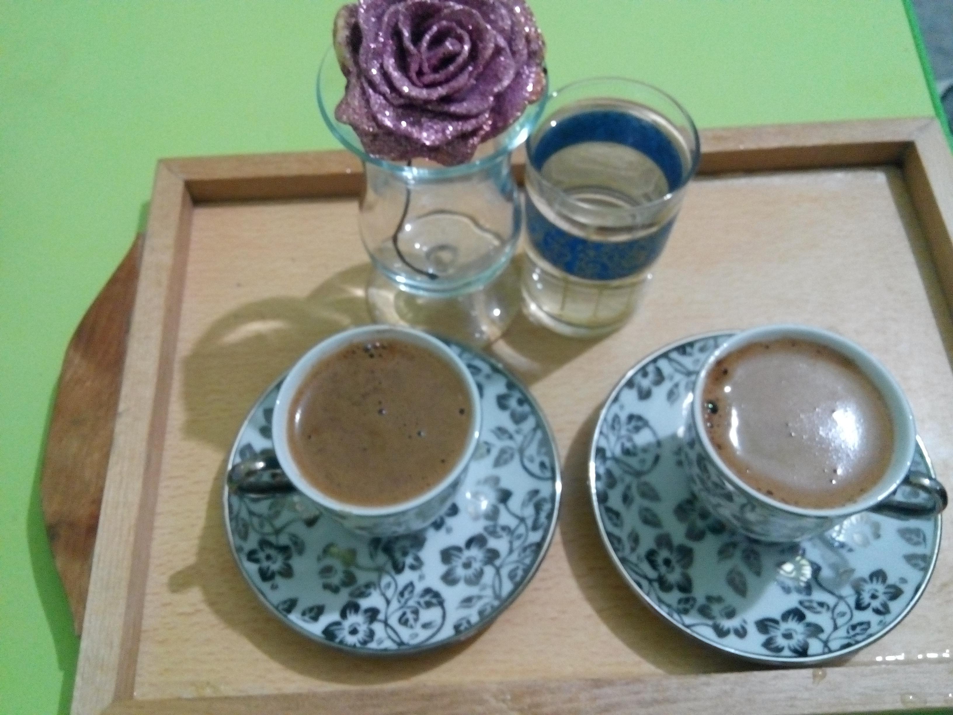 Bir kahve aromasıyla kendine sevgi 56