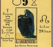 tarot ermiş kartı