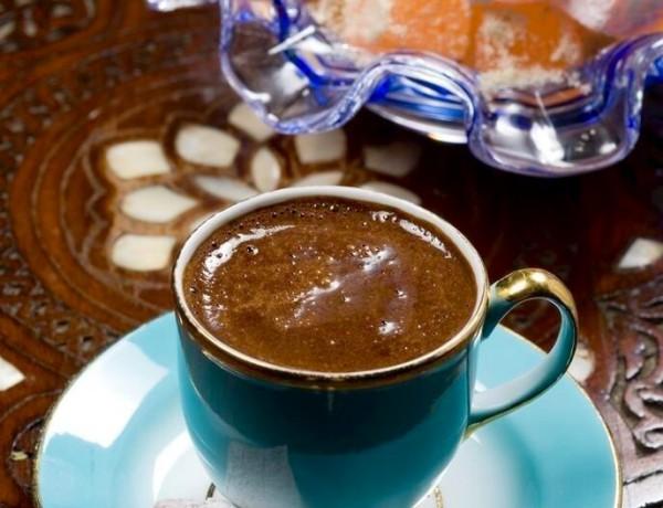 Kahve ve lokum