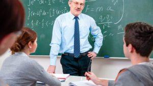 Öğretmenlik Deyince