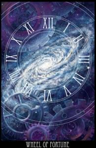 star tarot wheel of fortune