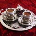 İki kişilik orta Türk Kahvesi nasıl yapılır
