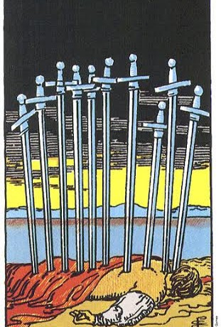 tek kart tarot falı