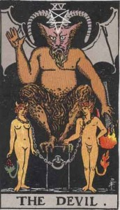 şeytan kartı nedir