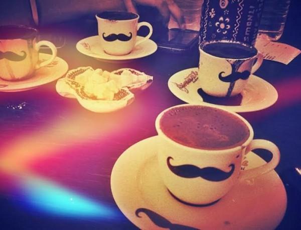 türk kahve keyfi