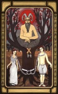tarot falı şeytan kartı